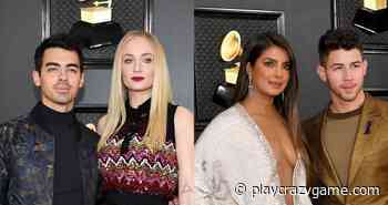 Sophie Turner and Priyanka Chopra's 'light up' the Grammy awards - Play Crazy Game