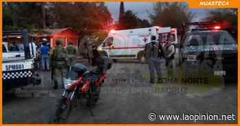 Motociclista de Naranjos lesionado en accidente - La Opinión