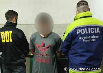 Detuvieron a presunto autor de dos violentos robos en Los Naranjos - Diario Cuatro Vientos