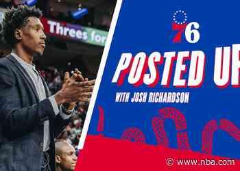 Posted Up! | Josh Richardson
