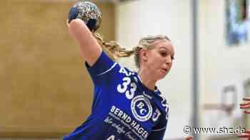 Handball-Oberliga Frauen: TSV Altenholz rüstet auf: Jill Sievert und Lotta Bremer kommen von der HG OKT | shz.de - shz.de