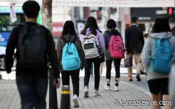 Little Leisure Time for Many S. Korean Students - The Korea Bizwire
