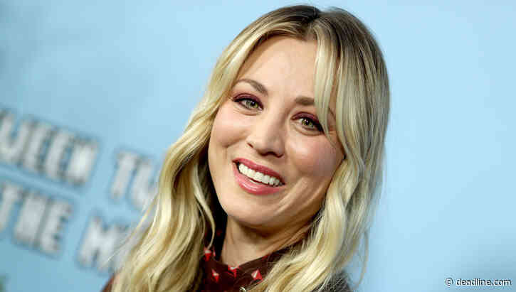 Kaley Cuoco Joins Kevin Hart And Woody Harrelson In Sony's 'Man From Toronto' - Deadline
