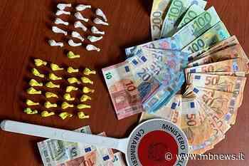 Ornago, in manette due pusher: trovati con 41 dosi di cocaina e quasi 3mila euro - MBnews
