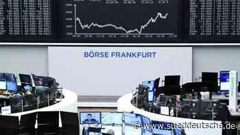 Reger Handel in Corona-Zeiten beflügelt Deutsche Börse - Süddeutsche Zeitung