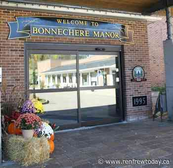 No new resident admissions to Bonnechere Manor and Miramichi Lodge - renfrewtoday.ca