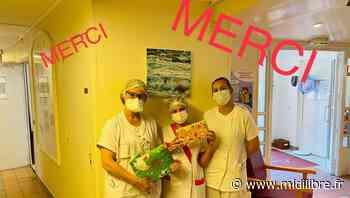 Montferrier-sur-Lez : le personnel soignant de l'Ehpad Les Aigueillères récompensé - Midi Libre