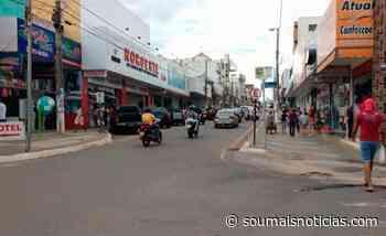 Araguaina registra 17 casos de Covid-19 em um dia e prefeitura volta a restringir comércio - Sou Mais Notícias