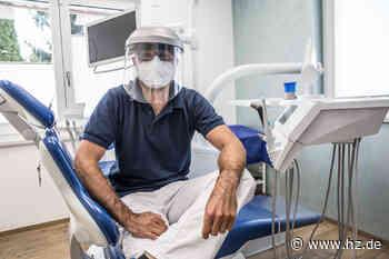 Hygiene hat Priorität: Wie der Zahnarzt Dr. Stephen Grübel in Zeiten von Corona seine Praxis betreibt - Heidenheimer Zeitung