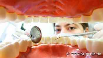 Die Kliniken sind halb leer und kaum jemand geht zum Zahnarzt - B.Z. Berlin