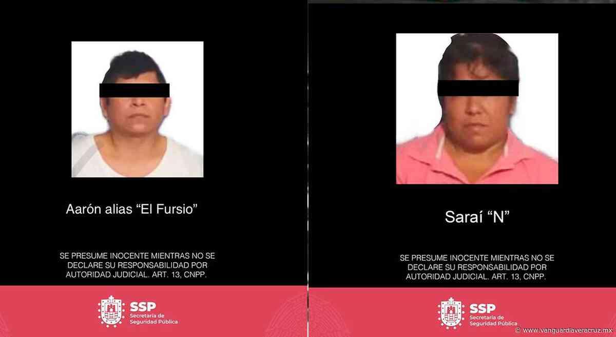 Detienen a pareja con enervantes y armas de fuego en Chinameca - Vanguardia de Veracruz