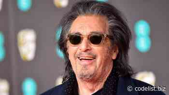"""From """"The godfather"""" to """"The Irishman"""" with Al Pacino 80 
