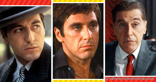 All Al Pacino Movies, Ranked By Tomatometer - Rotten Tomatoes