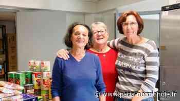 Coronavirus. À Gisors et Étrépagny, les associations continuent à se mobiliser pour les plus démunis - Paris-Normandie