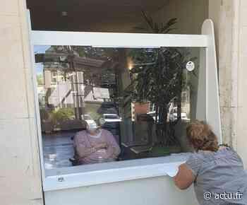 À Gisors (Eure), les résidents des EHPAD peuvent de nouveau voir leurs proches - Normandie Actu