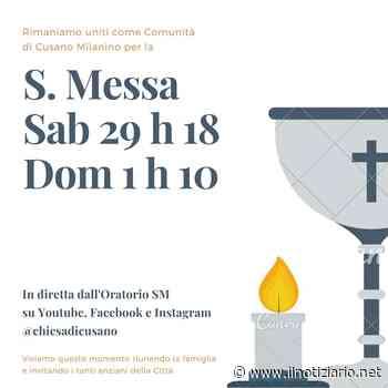 Cusano Milanino: chiese chiuse, messe su facebook - Il Notiziario - Il Notiziario