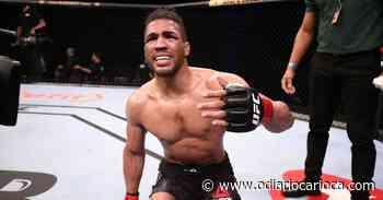 Kevin Lee na derrota por finalização no UFC Brasilia: 'eu me sufoquei' - odiariocarioca.com