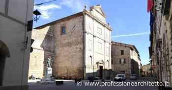 Riqualificazione paesaggistica per il centro storico di Radicondoli e Belforte. concorso di idee - professioneArchitetto