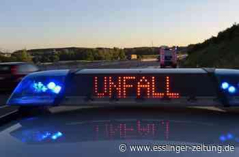Auto überschlägt sich in Aichtal: Alkoholisierter Fahranfänger verursacht schweren Unfall - esslinger-zeitung.de