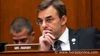 AP Interview: Amash says voters want political 'alternative' - Rock Hill Herald