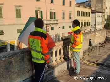 Giovani della Prociv-Arci Castelfiorentino in prima linea - gonews