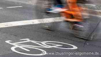Mann in Bad Langensalza zu betrunken zum Fahrradfahren - Thüringer Allgemeine