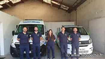 Condom. Un soutien bienvenu pour les ambulanciers - ladepeche.fr