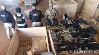 PF e PRF prendem foragido após buscas em Marechal Rondon e Palotina - Aquiagora.net