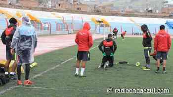 Alfonso Ugarte continúa con sus entrenamientos de preparación para la quinta fecha de la distrital - radioondaazul.com