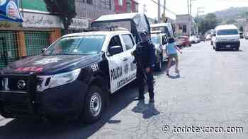 Encuentran patrulleros el cadáver de un desconocido en el municipio de Ixtapaluca - Noticias de Texcoco