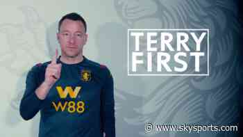 John Terry: First - Italia '90, Marcel Desailly, Tony Adams and more... - Sky Sports