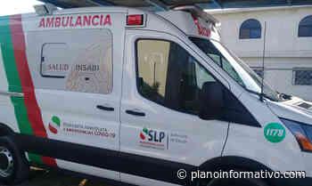 Charcas de equipa con ambulancia especial para atender contagiados: Antorcha - Plano informativo