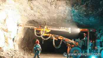 Estalla huelga laboral de mineros de Charcas - El Exprés