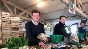 Coronavirus. À Mont-Saint-Aignan, cette ferme poursuit son activité et se fait même un nom ! - Paris-Normandie