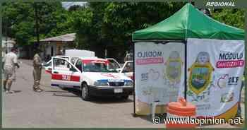 Taxistas de Poza Rica y Coatzintla llevarán 3 pasajeros - La Opinión