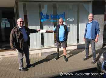 Dankeschön an Fahrer vom Café Konkret - Weeze - Lokalkompass.de