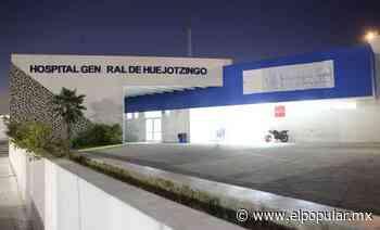 Hospital de Huejotzingo posible sede para pacientes de Covid-19 - El Popular