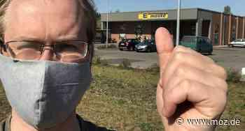 Corona-Schutz: Erstmalig Masken: Ein Blick in die Gesichter von Schorfheide bis Eberswalde - Märkische Onlinezeitung