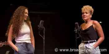 Video: Solea Pfeiffer and Emmy Raver-Lampman Perform 'Wide Open Plains' From GUN & POWDER - broadwayworld.com