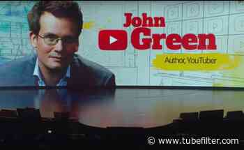 John Green's Ominous Warning To Advertisers Is As Relevant Today As It Was 5 Years Ago - Tubefilter