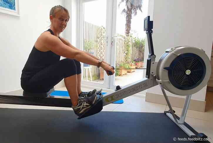 Beginners rowing sequences on your Erg.