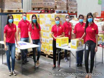 Nicoya, Carrillo, Santa Cruz, Liberia, Bagaces, Nandayure y Tilarán recibieron donaciones de Pozuelo y CNCH - Periódico Mensaje