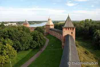 In Veliky Novgorod found fragments of ancient towers - The Times Hub