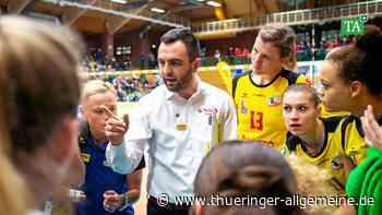 Volleyball-Erstligist VfB Suhl vor personellem Umbruch - Thüringer Allgemeine