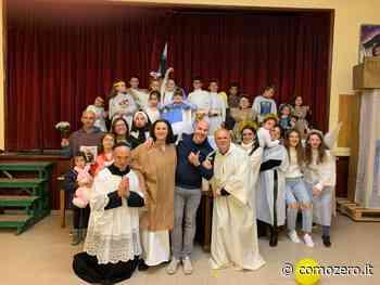 Vade retro Halloween! Niente mostri a Luisago: con don Enrico i bimbi sono solo angeli e santi – Como Zero - ComoZero