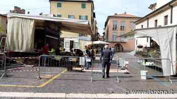 Bardolino, mercato semideserto «Importante riaprire» - L'Arena