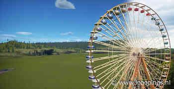Attractiepark Slagharen daagt creatieve fans uit: 'Bouw het park na' - Looopings.nl