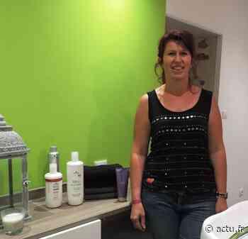 Evron : une coiffeuse prépare la réouverture de son salon - actu.fr