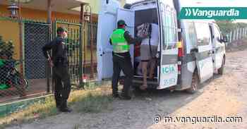 Policía sorprendió a un grupo de personas en plena rumba en Lebrija - Vanguardia