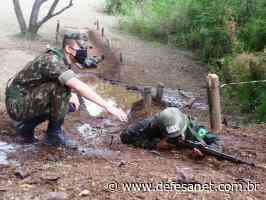 Terrestre - Semana Verde em Santana do Livramento - defesanet